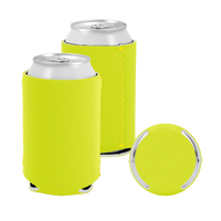 Citron Premium Collapsible Neoprene Koozie Thumb