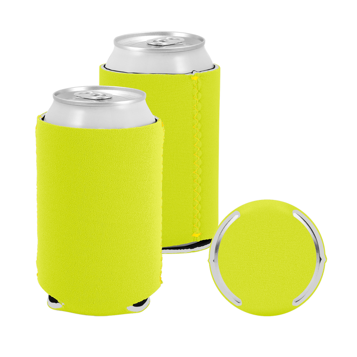 Citron Premium Collapsible Neoprene Koozie