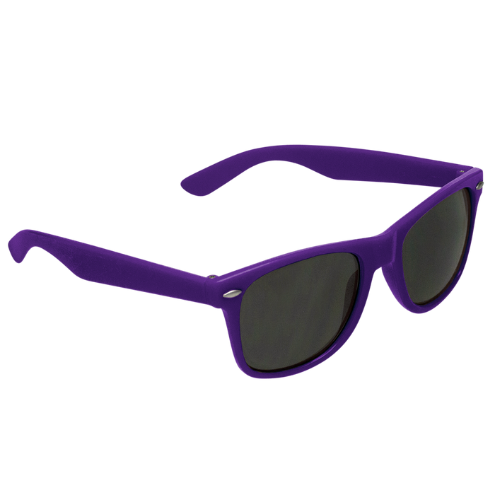 Purple Classic Color Sunglasses