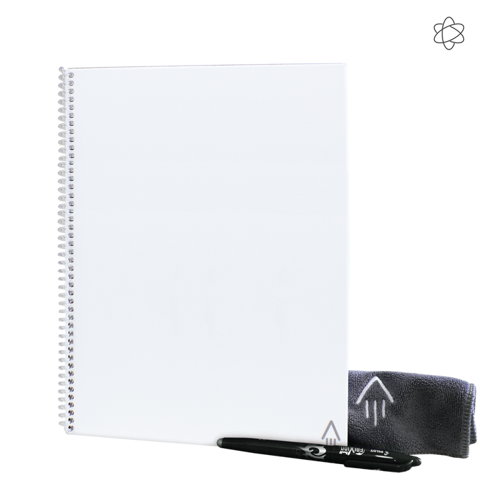 White Rocketbook Fusion Letter