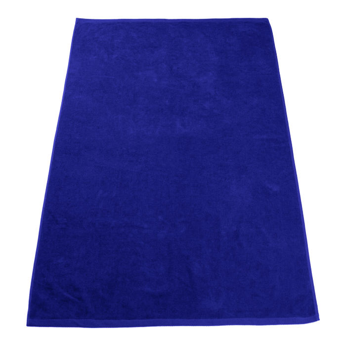 Royal Seascape Color Beach Towel
