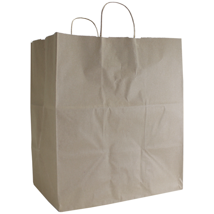 Natural Paper Extra Large Kraft Paper Shopper