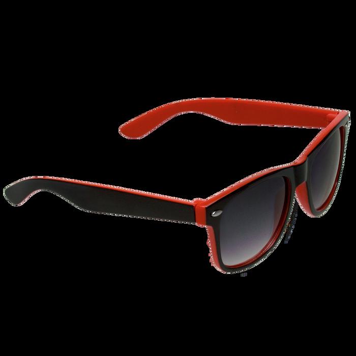 Black/Red Daytona Sunglasses