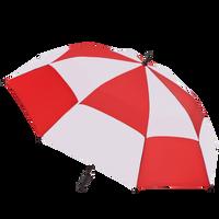 Red/White Hydra totes® Umbrella Thumb