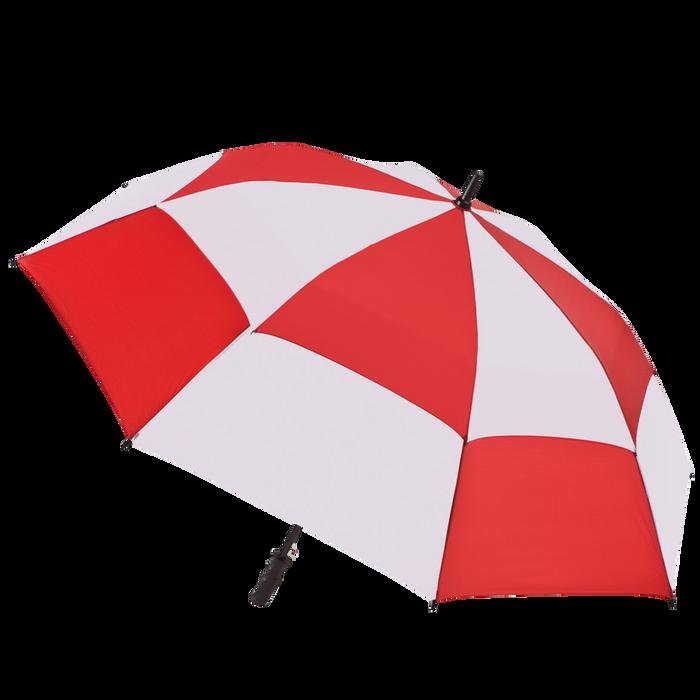 Red/White Hydra totes® Umbrella