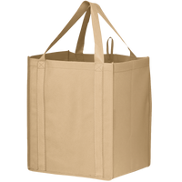 Light Khaki Big Storm Grocery Bag Thumb