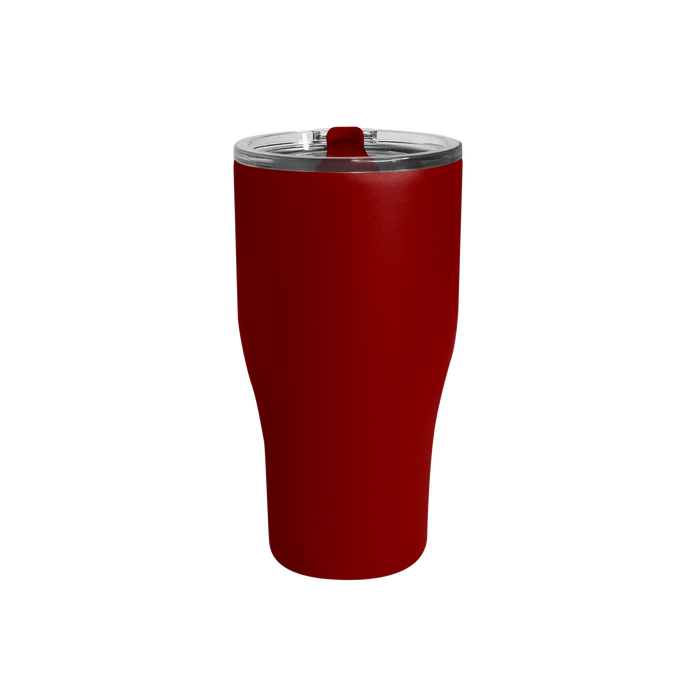 Matte Red Large Stainless Steel Insulated Tumbler