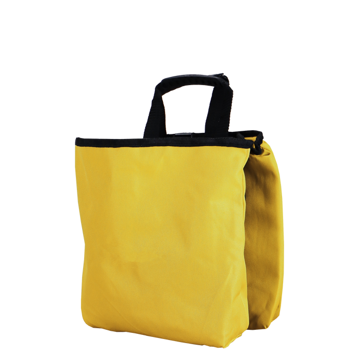 Yellow Boardwalk Cooler Beach Bag
