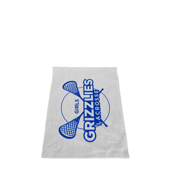 Balance White Fitness Towel