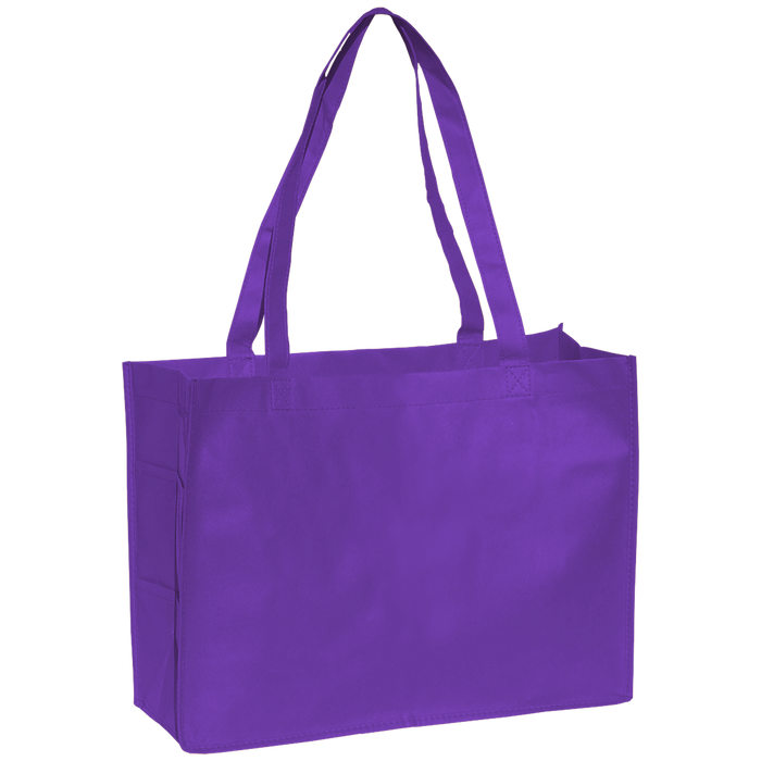 Purple Convention Tote