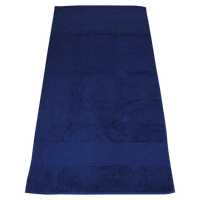 Royal High Tide Color Beach Towel Thumb