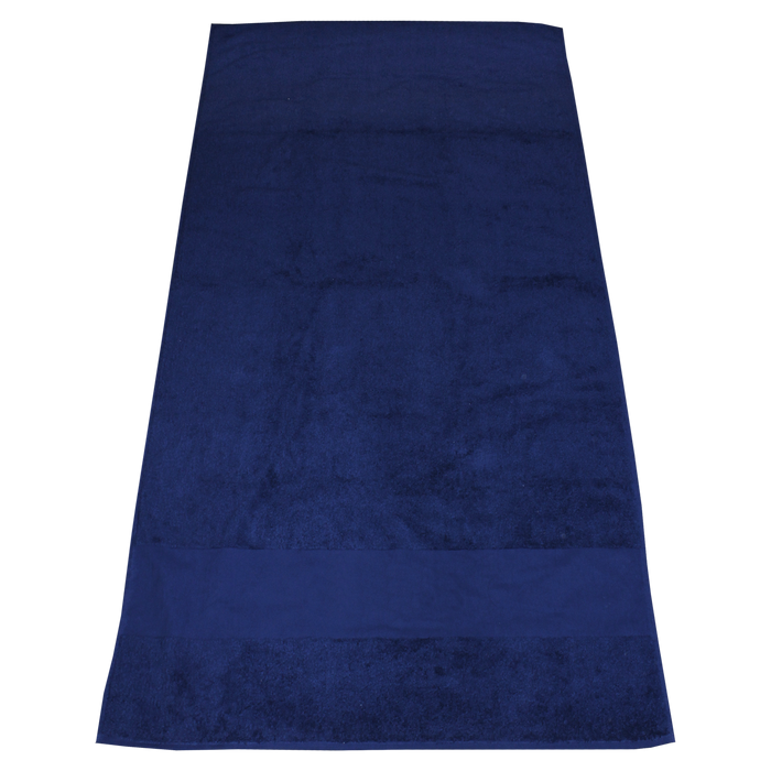 Royal High Tide Color Beach Towel
