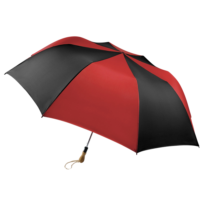 Red/Black Leo Umbrella