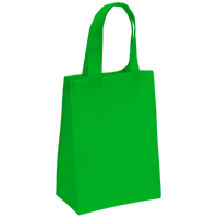 Lime Green Fiesta Tote Thumb