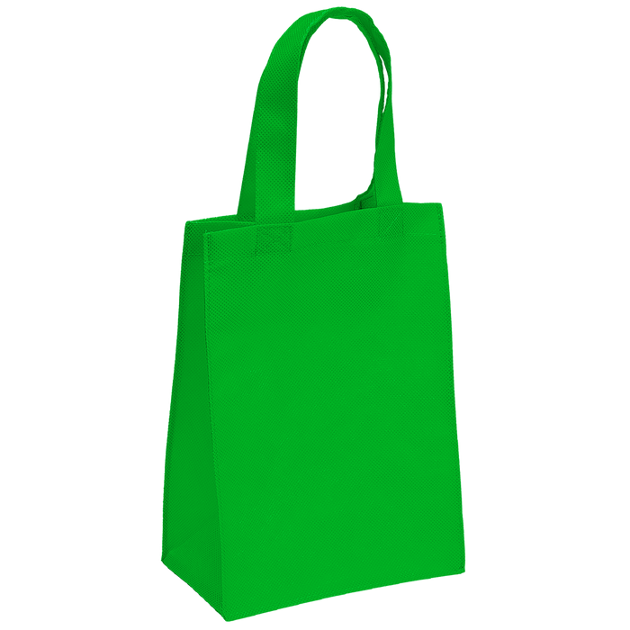 Lime Green Fiesta Tote