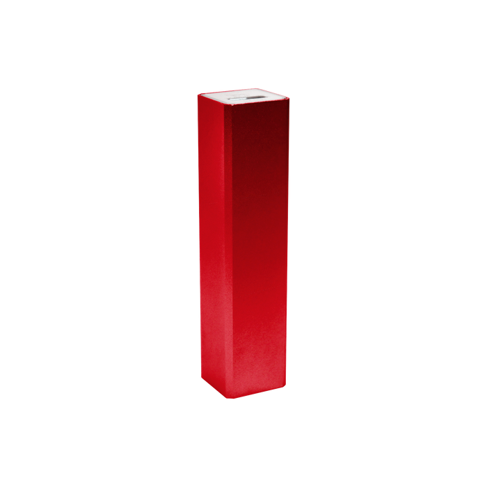 Red Mini Power Bank