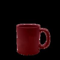 Maroon Classic Coffee Mug Thumb