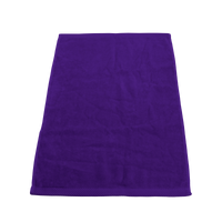 Purple Ultraweight Colored Fitness Towel Thumb