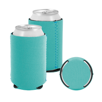 Mint Premium Collapsible Neoprene Koozie Thumb