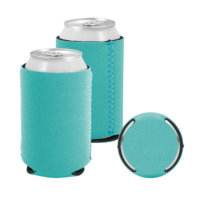 Mint Premium Collapsible Neoprene Koozie