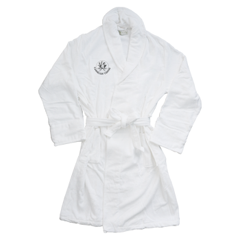 Classic Turkish Cotton Robe