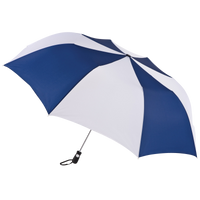 Navy/White Stratus totes® Umbrella Thumb