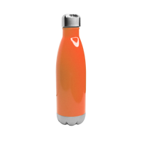 Neon Orange Vacuum Insulated Thermal Bottle Thumb