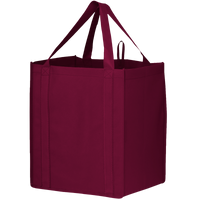 Burgundy Big Storm Grocery Bag Thumb
