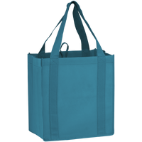Sea Blue Little Storm Grocery Bag Thumb