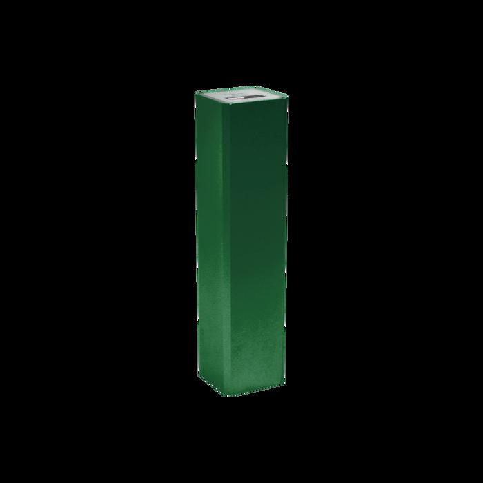 Hunter Green Mini Power Bank