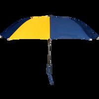 Navy/Gold Polaris Umbrella Thumb