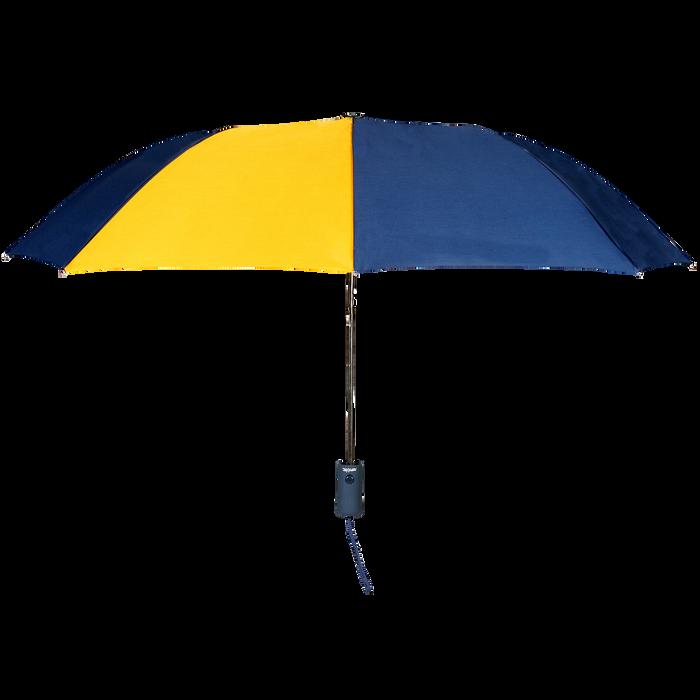 Navy/Gold Polaris Umbrella