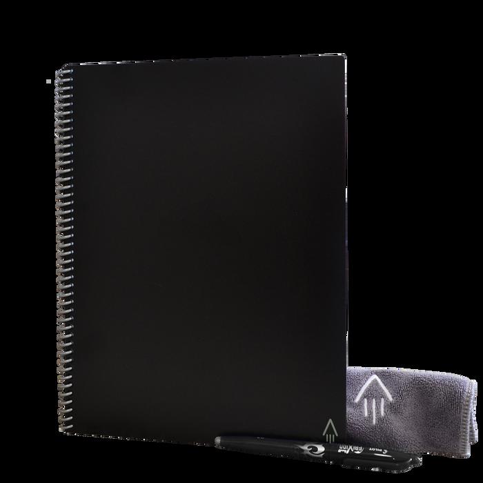 Black Rocketbook Everlast Fusion Letter