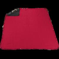 Red/Grey (20536) Two Tone Euro Throw Thumb
