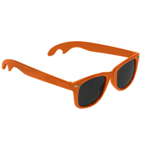 Orange Panama Bottle Opener Sunglasses Thumb