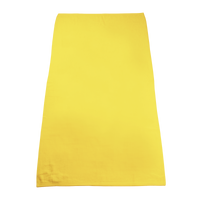 Yellow Classic Color Beach Towel Thumb