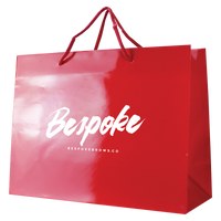Large Glossy Shopper Bag Thumb