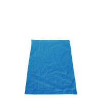 Turquoise Balance Color Fitness Towel Thumb