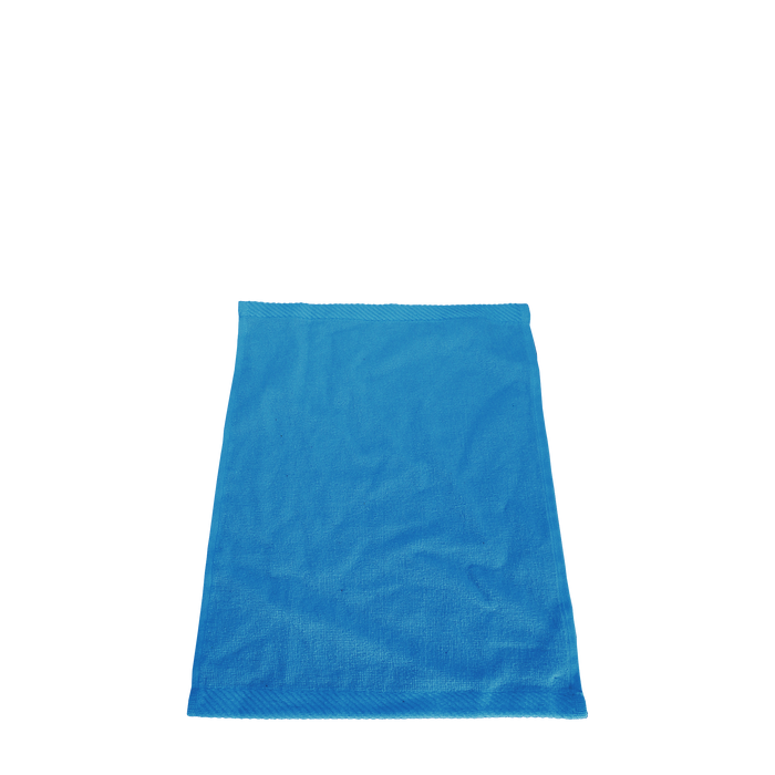 Turquoise Balance Color Fitness Towel