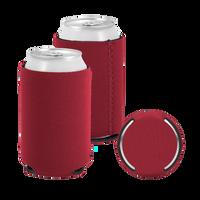 Garnet Premium Collapsible Neoprene Koozie Thumb