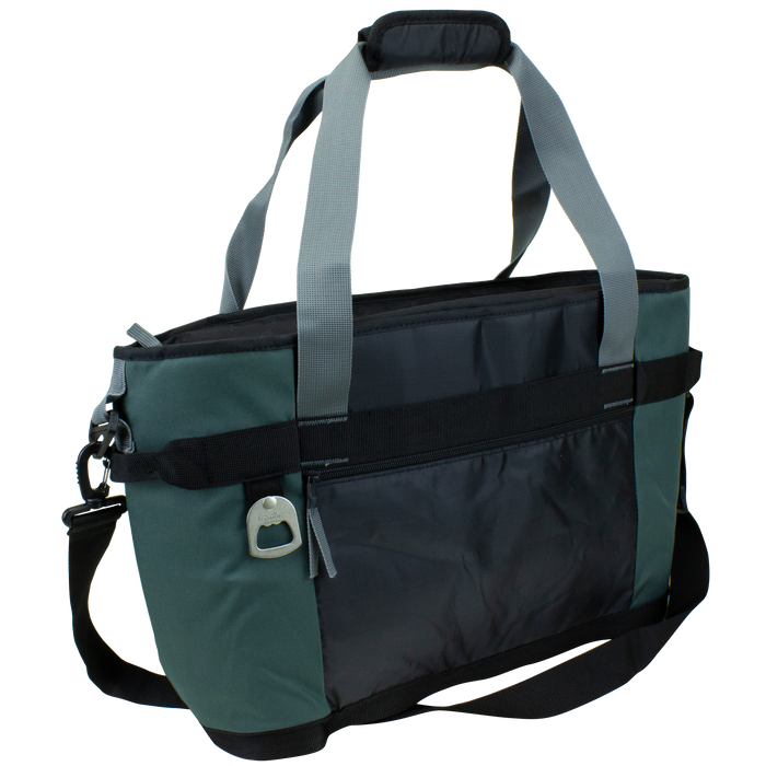 Forest Green Iceberg Soft Cooler Bag