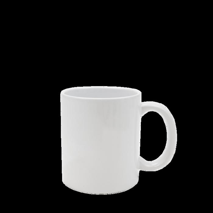 White Classic Coffee Mug