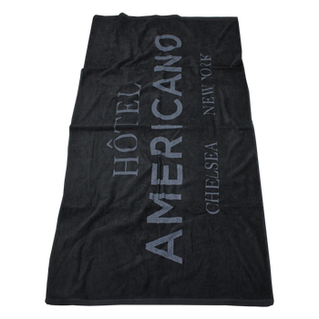 Classic Color Beach Towel