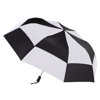 Black/White Regulus totes® Umbrella Thumb