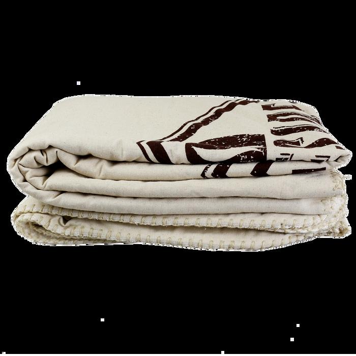 Slaggard Linen Blanket