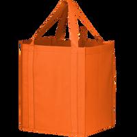 Orange Big Storm Grocery Bag Thumb