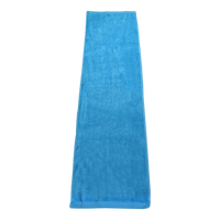 Turquoise Endurance Color Fitness Towel Thumb