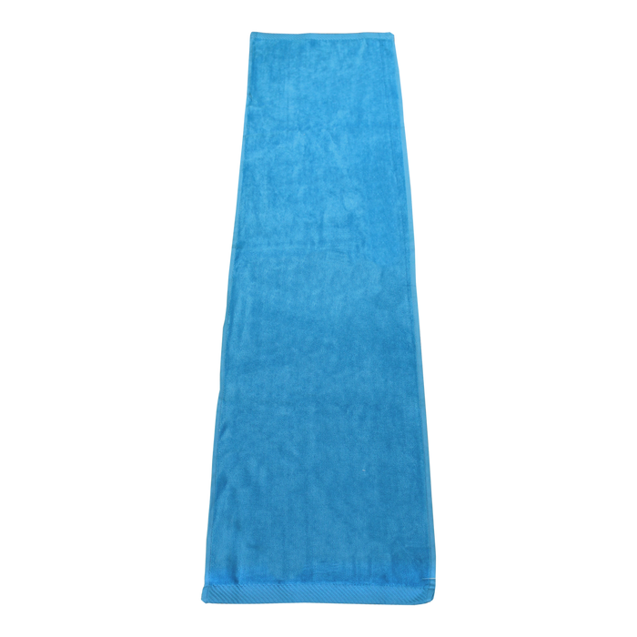 Turquoise Endurance Color Fitness Towel