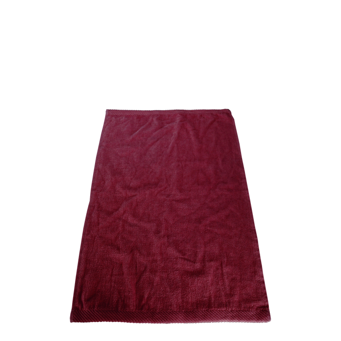 Maroon Champion Color Fitness Towel