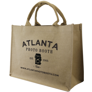 Washable Paper Convention Tote Bag